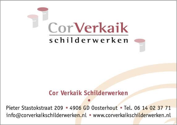 sponsor Verkaik